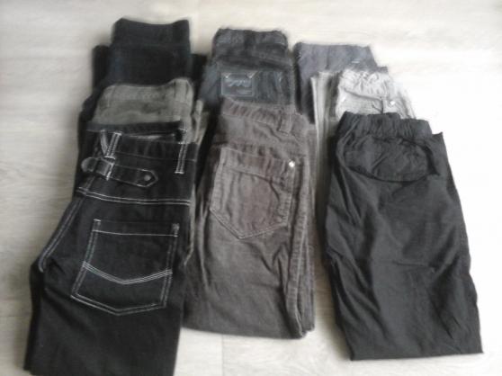 jeans 8 ans et 10 ans