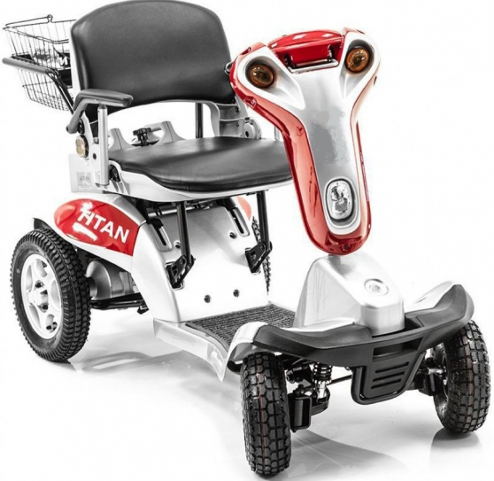 Scooter titan hummer lithium 4roues 100k