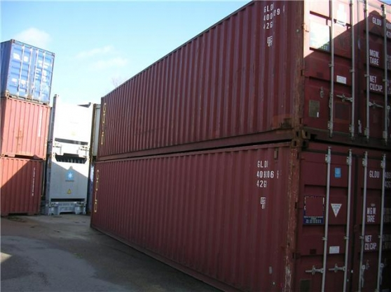 container maritime 12 metres 1390€