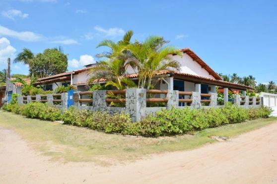 Villa située au bord de la Plage Brésil