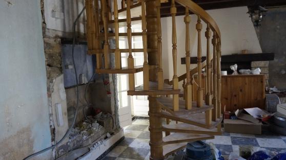 Annonce occasion, vente ou achat 'Escalier hélicoïdal'