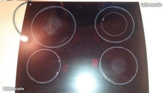 Plaque vitro céramique