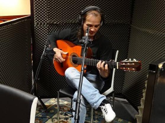 cours de guitare flamenco - Annonce gratuite marche.fr