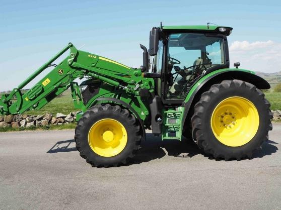 Annonce occasion, vente ou achat 'Don de tracteur John Deere 6130R, 50Km'