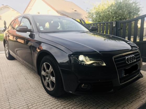 Annonce occasion, vente ou achat 'Audi A4 Avant 2.0 TDI Multitronic 143ch'