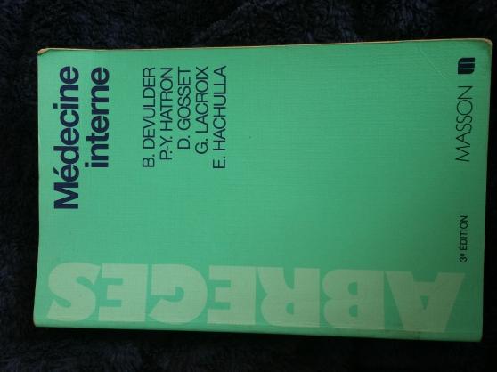 Médecine interne Bernard Devulder