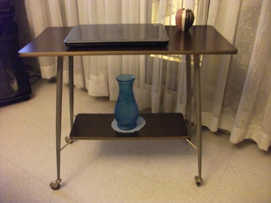 Table de télé ( Lot de 2 tables télé )