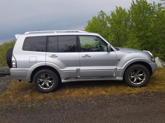 Annonce occasion, vente ou achat 'Mitsubishi Pajero'
