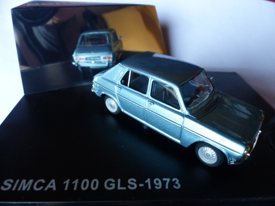 SIMCA 1100 GLS NOREV 1/43ème