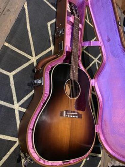 Guitare Gibson J-45 Vintage VOS Banner h