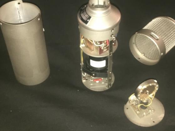 Neumann U47 microphone à lampe - Photo 3