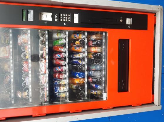 Distributeur de boisson snack