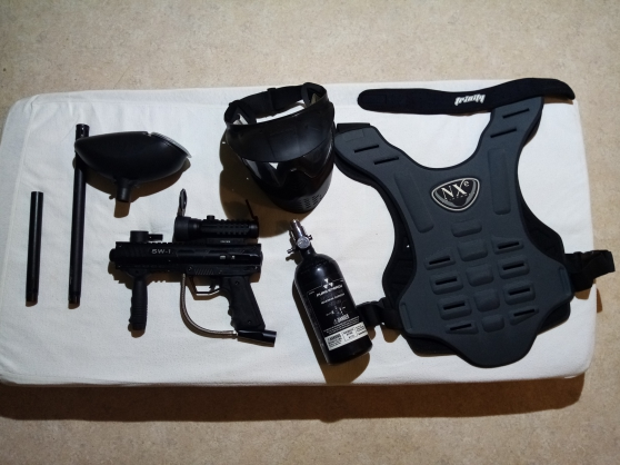 Pack complet paintball SW1 - Photo 2