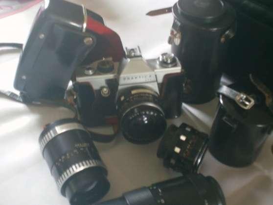appareil photo praktica