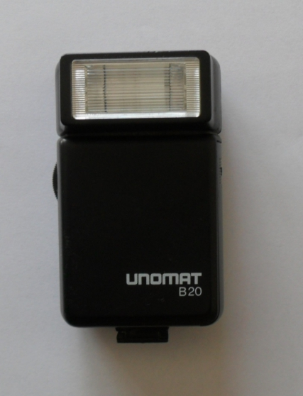 Annonce occasion, vente ou achat 'Flash UNOMAT B20'