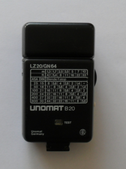 Flash UNOMAT B20 - Photo 2