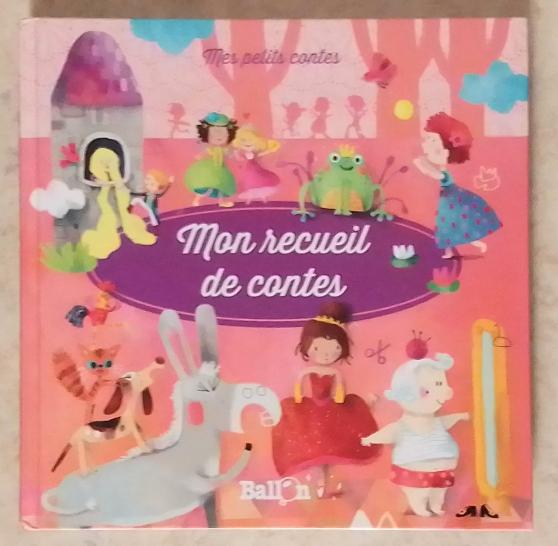 Annonce occasion, vente ou achat 'Mon recueil de contes (4) 2018 enfants'