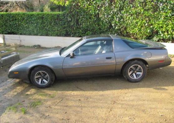 Pontiac Firebird v6 3.1l
