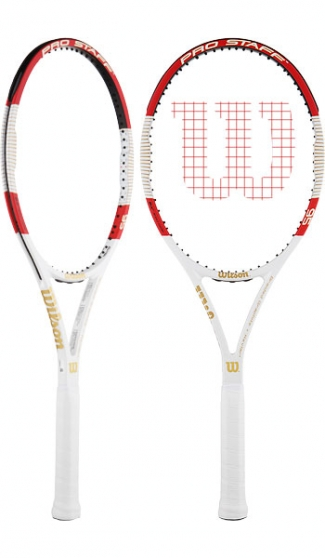 Annonce occasion, vente ou achat 'Wilson Pro Staff 95 95S 90 100L Spin S'
