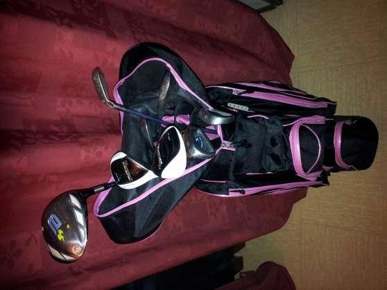 sac de golf avec accessoire - Annonce gratuite marche.fr