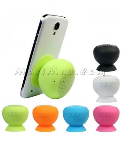 silicone Haut-parleur Bluetooth