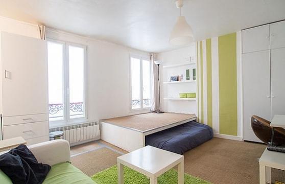 Studio meublé tout confort 24m² - Paris