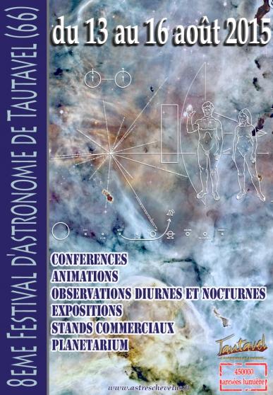 8eme festival d'astronomie de tautavel a - Annonce gratuite marche.fr