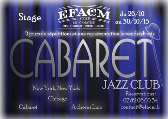 Annonce occasion, vente ou achat 'EFACM - Ecole de Formation des Artistes'