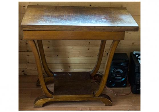 table d pliante gourbera meubles d coration tables. Black Bedroom Furniture Sets. Home Design Ideas
