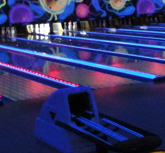 4 PISTES & MACHINES de BOWLING AMF 90XLi - Photo 1