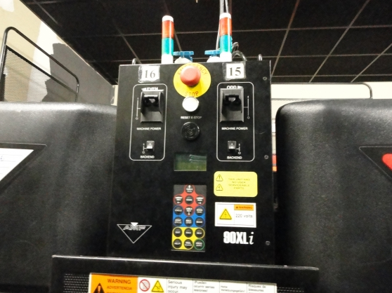 4 PISTES & MACHINES de BOWLING AMF 90XLi - Photo 2