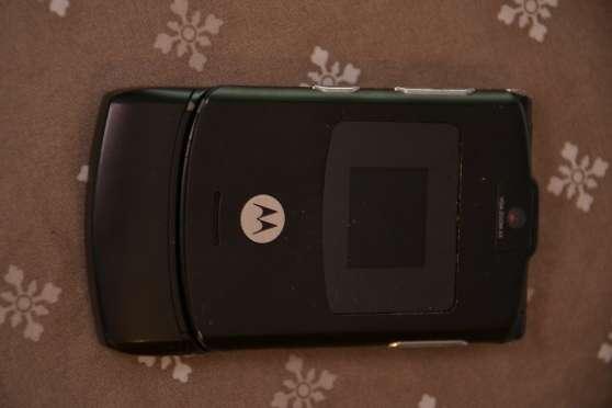 Motorola V3 batterie à changer