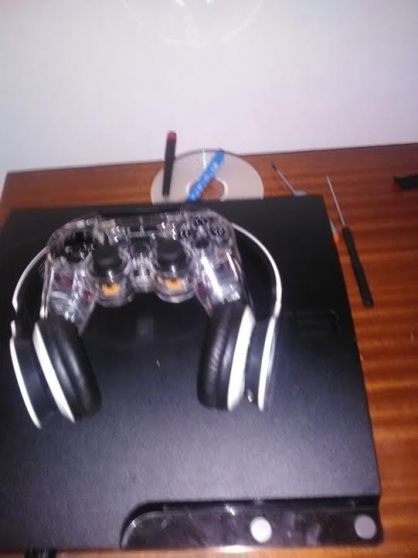 Annonce occasion, vente ou achat 'ps3 jailbreack'