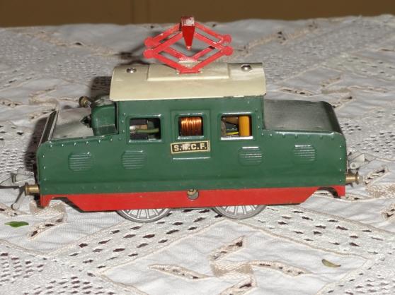 Train électrique (locomotive LR)