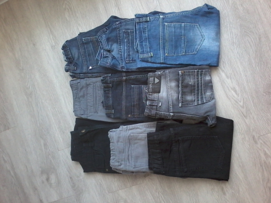 Annonce occasion, vente ou achat 'Jeans taille 12 ans'