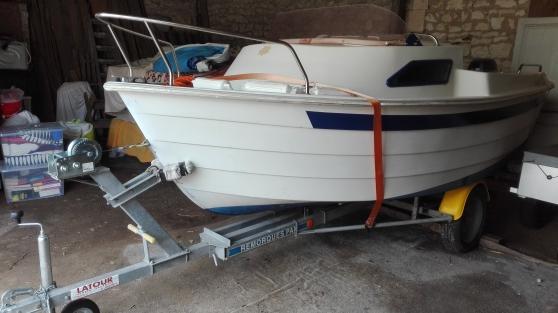 """bateau """" balt 420"""" - Annonce gratuite marche.fr"""