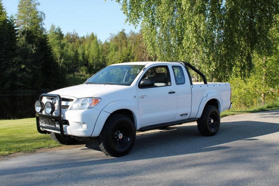 Très belle Toyota Hilux Toyota Hilux D-4