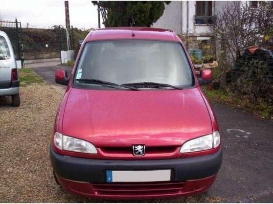 Peugeot Partner 1.9 d quicksilver