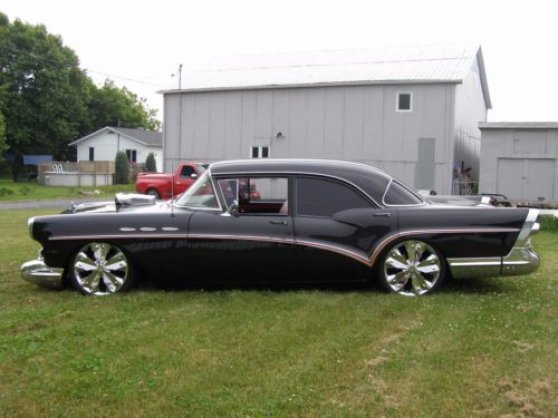 1957 Buick Hot Rod Special