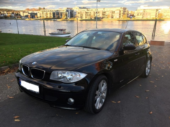 BMW 1-serie 116I / Bensin 2006