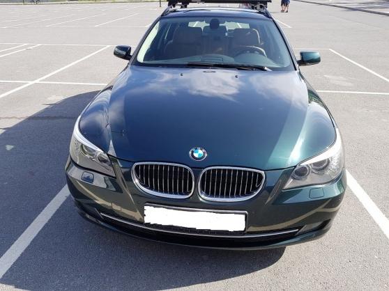 BMW Série 5 525 XD Break, 3 l, 6 cyl 197