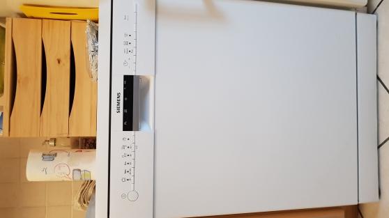 Annonce occasion, vente ou achat 'Lave Vaisselle SIEMENS'