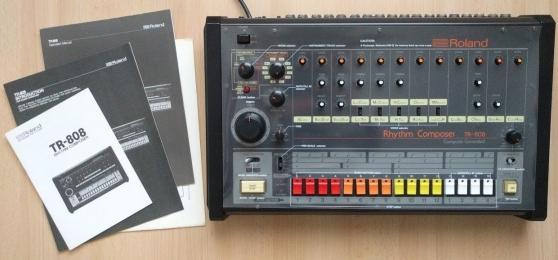roland tr-808 analog drum machine - Annonce gratuite marche.fr