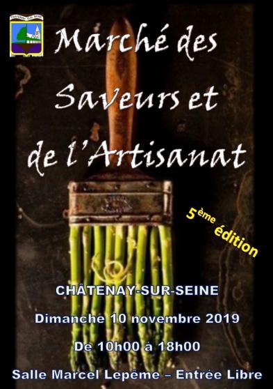 Annonce occasion, vente ou achat 'Marché des Saveurs et de l\'Artisanat'