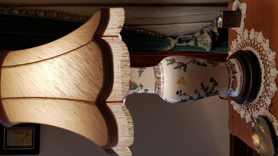 vends deux belles lampes anciennes