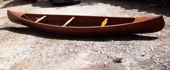 Annonce occasion, vente ou achat 'canoé bois'