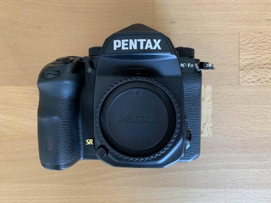 Boitier Pentax Full Frame K-1 Mark II