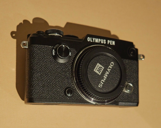 Boitier Olympus Pen f complet 20.3 MP