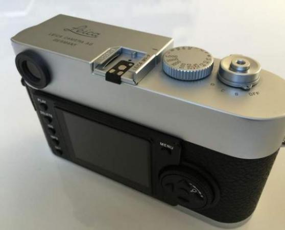 Boîtier Leica M9-P Silver - Photo 2