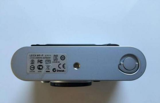 Boîtier Leica M9-P Silver - Photo 4